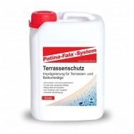 Terrassenschutz- Imprägnierung für Terrassen- und Balkonbeläge