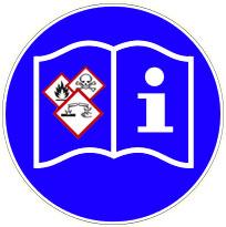 Sicherheitsdatenblätter